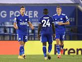 Dennis Praet (Leicester City) opnieuw in de selectie na hamstringblessure