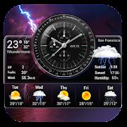 ☔️Daily weather forecast widget