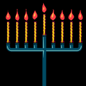 Menorah - Chanukah - חנוכה icon