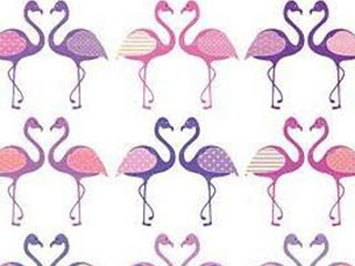 Purple Flamingo Vintage
