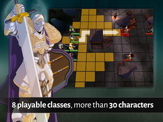 android Swords of Anima Screenshot 1