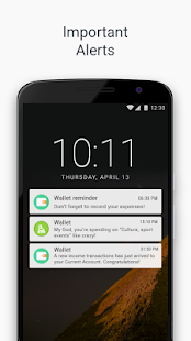 Wallet - Finance Tracker and Budget Planner Screenshot