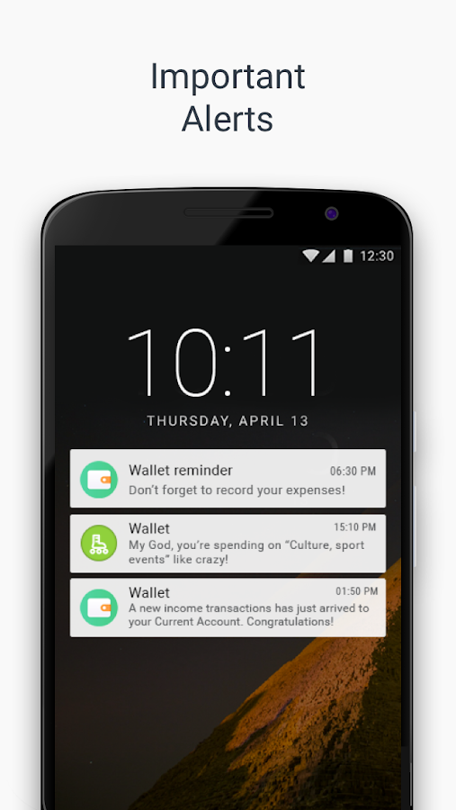 Wallet - Money, Budget, Finance Tracker, Bank Sync- screenshot