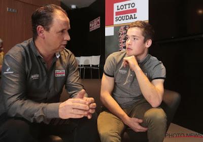 Bart Leysen heeft twee redenen voor vertrek bij Lotto Soudal