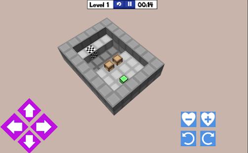 Puzzle Arena 3D screenshot 1