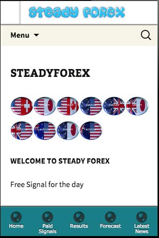 Steady FOREX