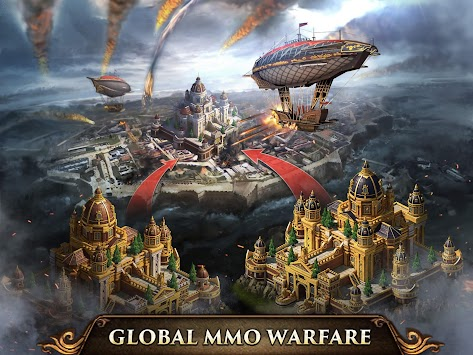 Guns of Glory: Asia apk screenshot
