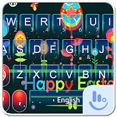 Happy Easter Keyboard Theme