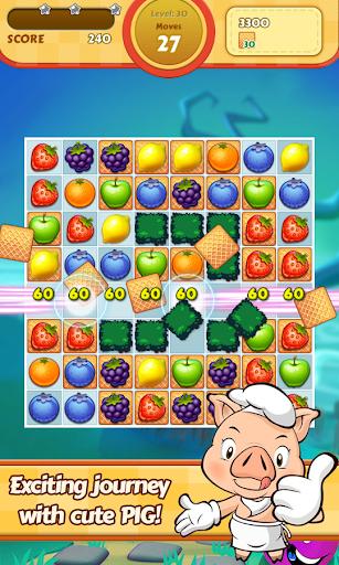 休閒必備免費app推薦|Juice Garden - Fruit match 3線上免付費app下載|3C達人阿輝的APP