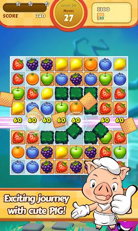 Juice Garden - Fruit match 3 1.4.3 screenshot 540748