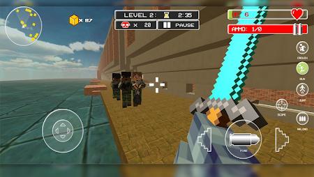 Diverse Block Survival Game C16.6s screenshot 641195