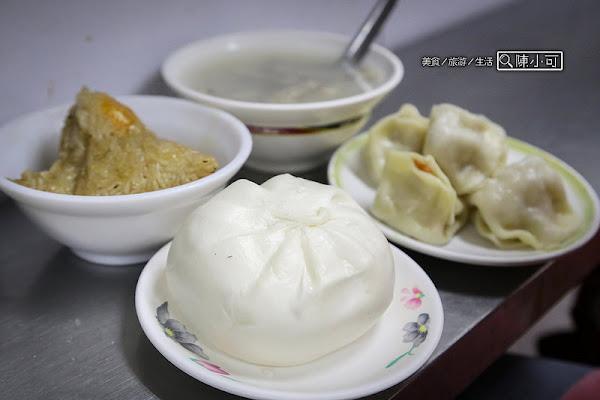 阿桐阿寶四神湯,還有燒賣、肉包、肉粽,近寧夏夜市