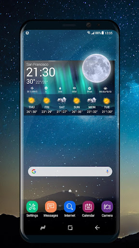 weather and temperature app Pro 16.6.0.50031 screenshots 3