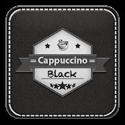 Black Cappuccino icon