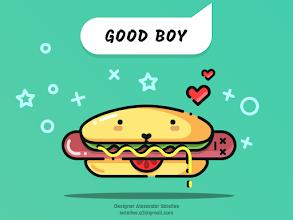 Photo: https://dribbble.com/shots/2898623-Good-Boy