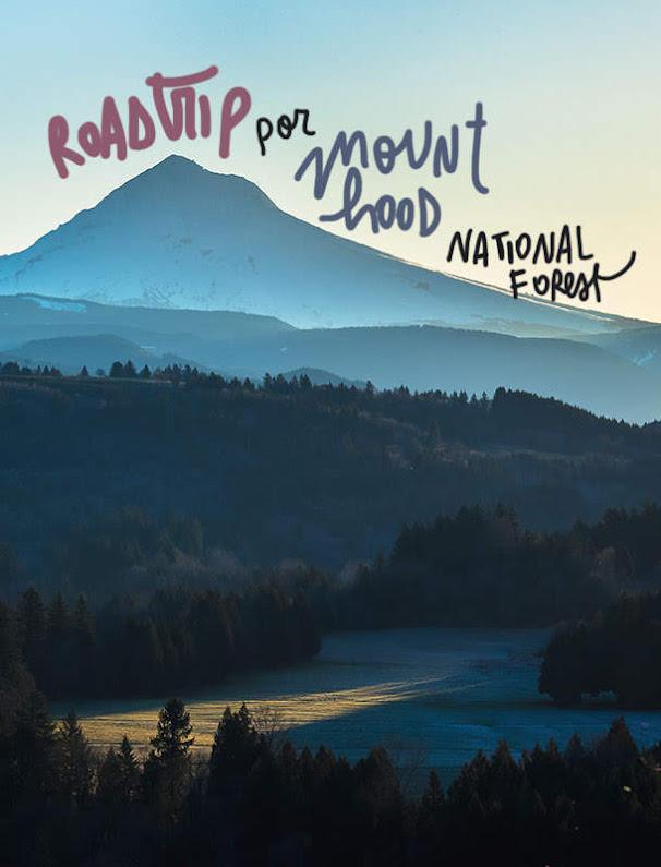 mount hood roadtrip