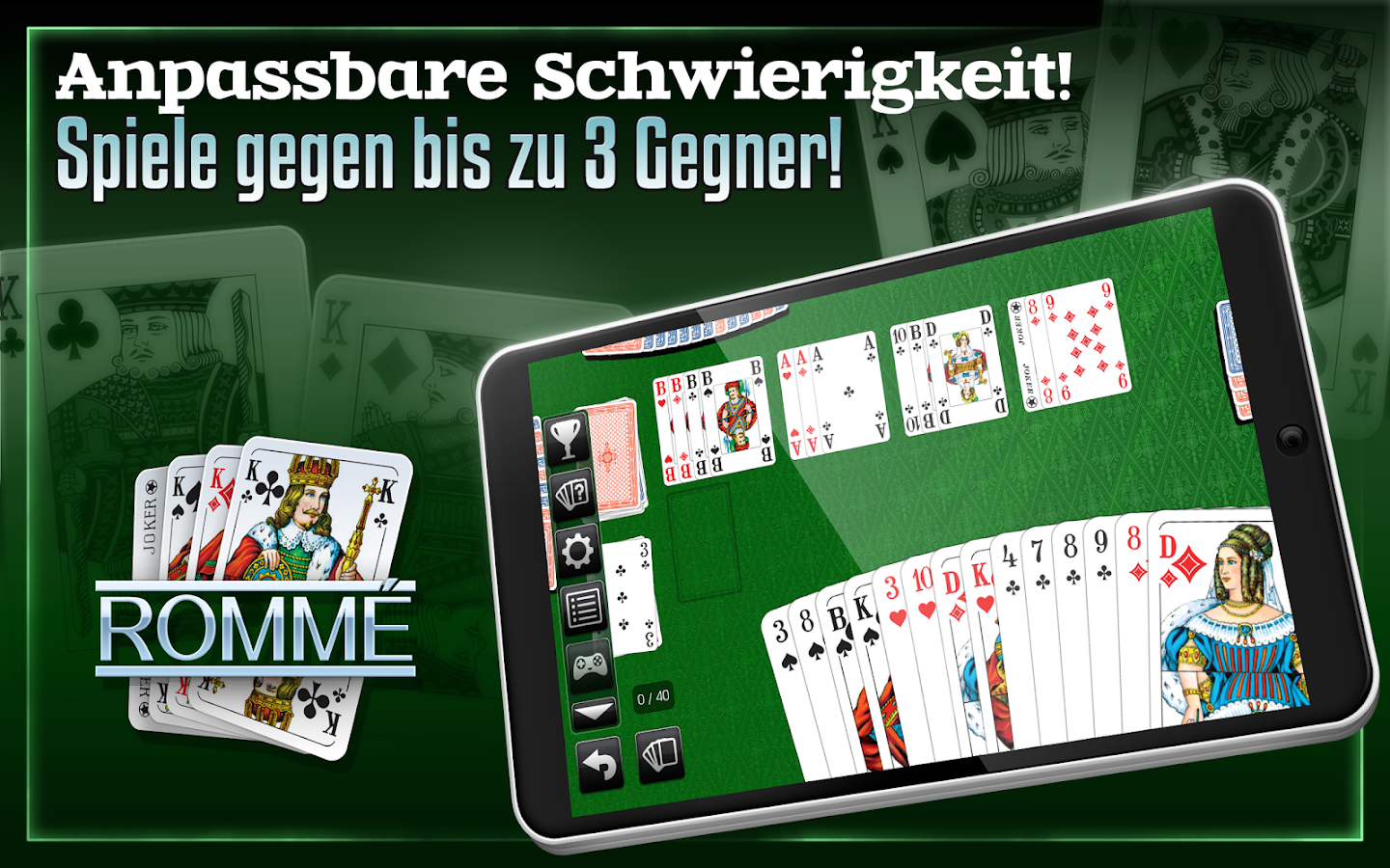 Romme Kartenspiel Download