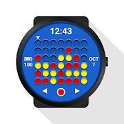 4-in-a-Row Watch Face