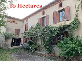 maison à Mirandol-Bourgnounac (81)