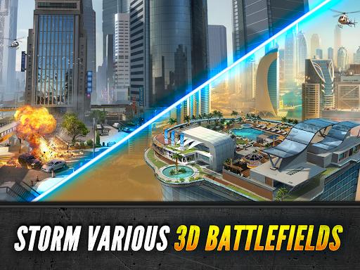 Sniper Fury: Online 3D FPS & Sniper Shooter Game 5.1.3a Mod screenshots 4