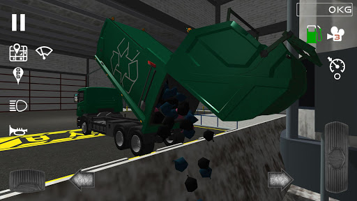 Trash Truck Simulator 1.2 screenshots 5