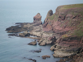 Photo: From Marloes Sands to Broad Haven (Nab Head)