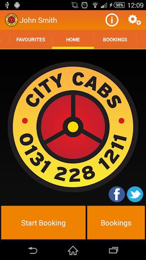 City Cabs Edinburgh