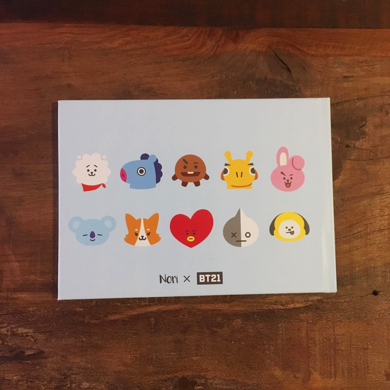 BT21Characters
