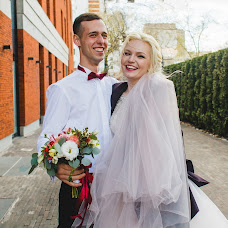 Wedding photographer Syuzanna Gorelova (suzanna). Photo of 30.04.2018