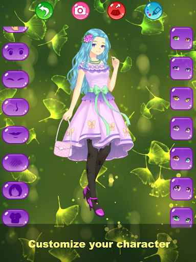 Code Triche Anime Boutique: Doll Maker APK MOD screenshots 3