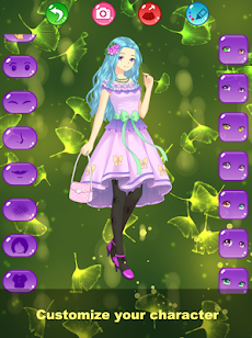 anime boutique doll maker androidアプリ applion