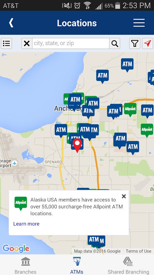 Alaska USA FCU- screenshot