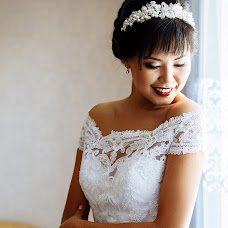 Wedding photographer Abay Bekenov (Abai249). Photo of 14.12.2017