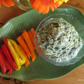 Basil Spinach Dip