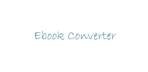 ebook converter download apk