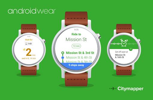 Citymapper screenshot 9