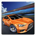 Ultra 3D Car Racing icon