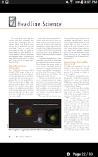 The Science Teacher Magazine- screenshot thumbnail