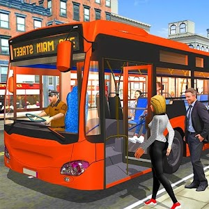Bus Simulator 2018: City Driving MOD APK 2.1 (Unlimited Money)