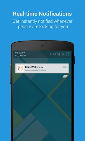 android RajputMatrimony Screenshot 3