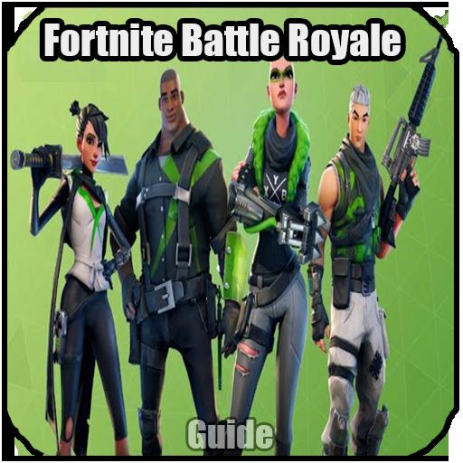 Guide Fortnite Battle Royale Game (app)