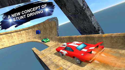 GT Racing Stunts: Tuner Car Driving 1.0 screenshots 4