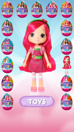 Surprise Eggs: Free Game for Girls 2.5 screenshots 7