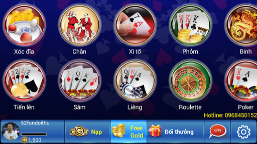 52Fun: Game Bai Doi Thuong