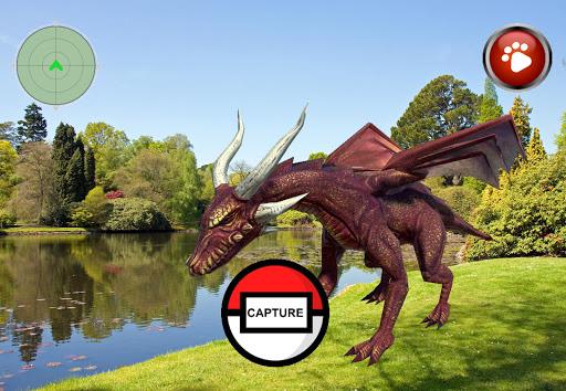 Pocket Fantastic Creatures GO apkpoly screenshots 3