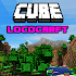 CUBE LocoCraft Crafting Exploration