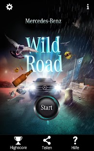 Wild Road – Miniaturansicht des Screenshots