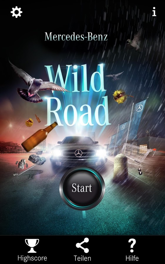 Wild Road – Screenshot