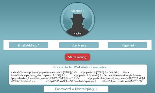 Password Hacker Facebook Prank