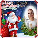 Christmas New Year 2020 Photo Frame icon